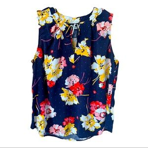 Old Navy Woman's Floral Tank Top